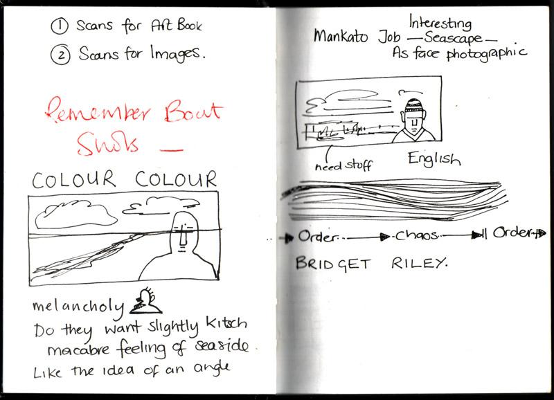 page 1 sketchbooks